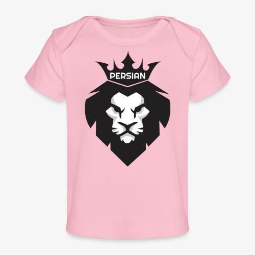 Persian Lion - Baby Bio-T-Shirt