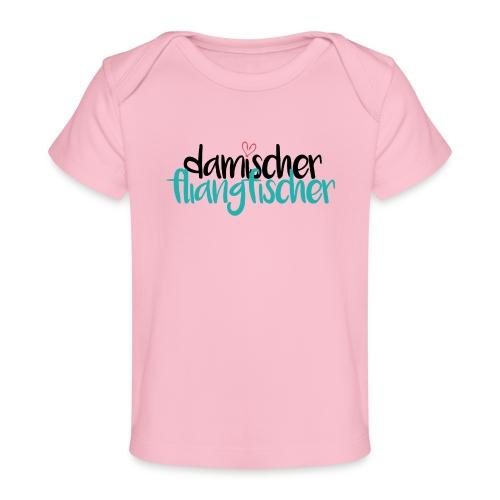 Damischer Doagfischer - Baby Bio-T-Shirt
