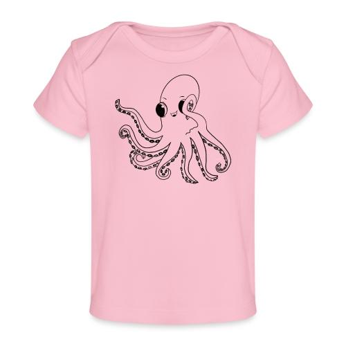 Little octopus - Organic Baby T-Shirt