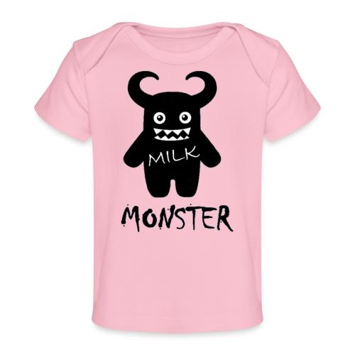 Milk Monster - Organic Baby T-Shirt