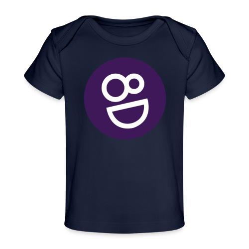 logo 8d - Baby bio-T-shirt