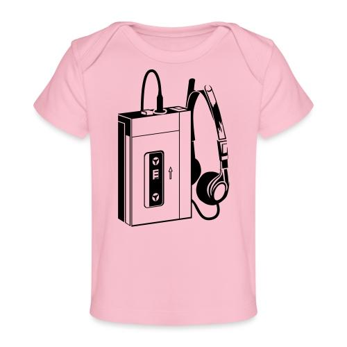 WALKMAN - T-shirt bio Bébé