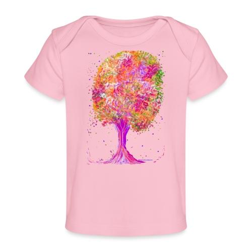 Wachstum - Baby Bio-T-Shirt
