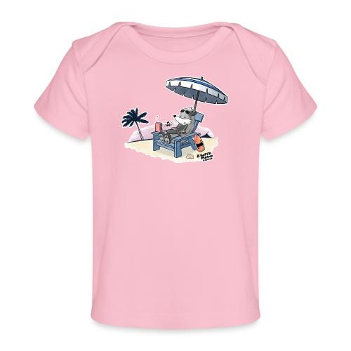 Aloha! - Økologisk baby-T-skjorte