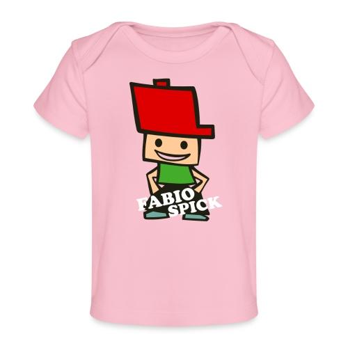 Fabio Spick - Baby Bio-T-Shirt