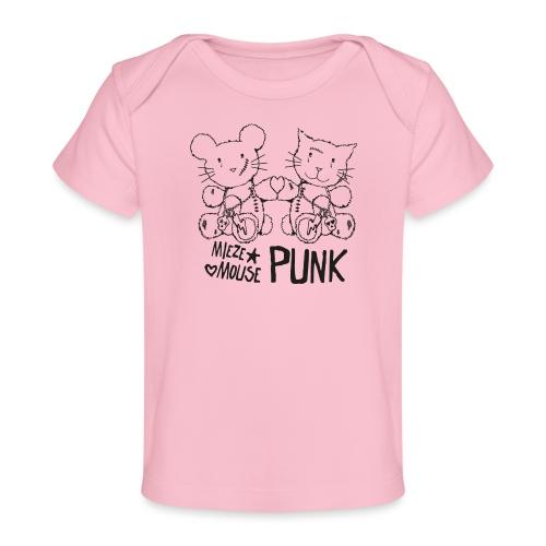 MIEZEMOUSE PUNK - Baby Bio-T-Shirt