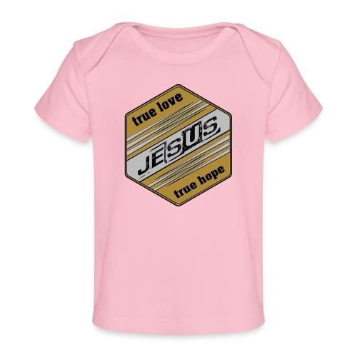 jesus 6eck - Baby Bio-T-Shirt
