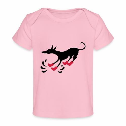 Latakko Loiskis - Vauvojen luomu-t-paita