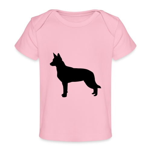 australiankelpie - Vauvojen luomu-t-paita