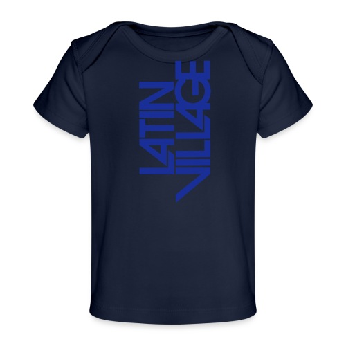 Logo Latin Village 30 - Baby bio-T-shirt