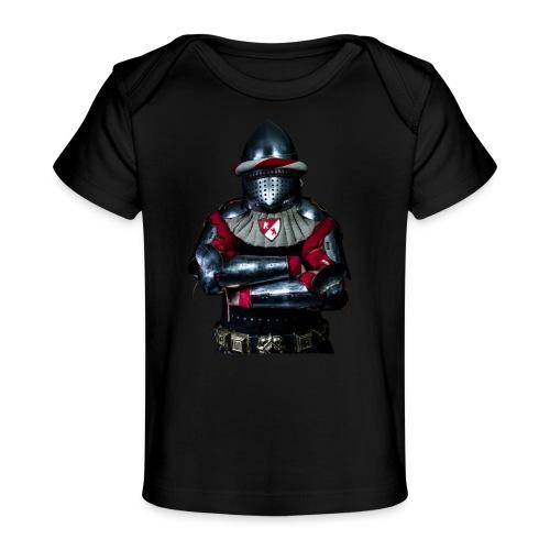 chevalier.png - T-shirt bio Bébé