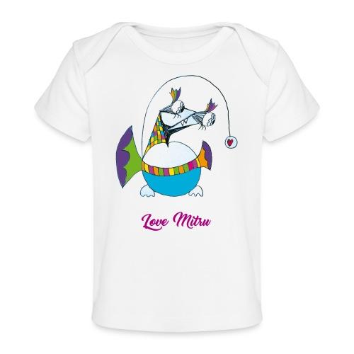 Love Mitru - T-shirt bio Bébé
