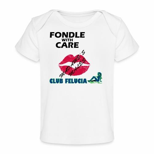 FWC_males - Organic Baby T-Shirt