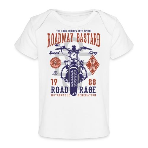Roadway Bastard - Baby bio-T-shirt