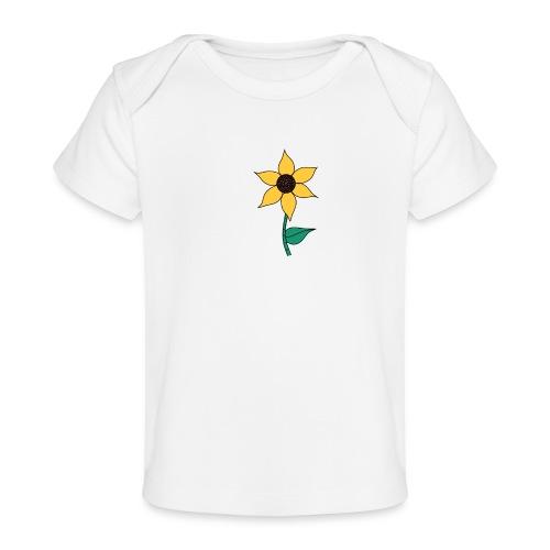 Sunflower - Baby bio-T-shirt