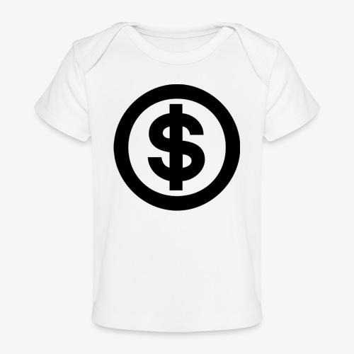 marcusksoak - Økologisk T-shirt til baby