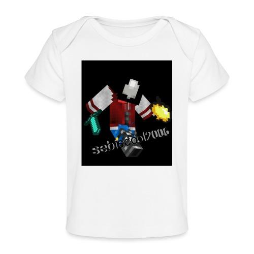 Sebastian yt - Økologisk T-shirt til baby