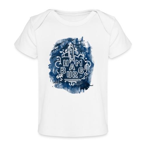 Hamburg_Ink.png - Baby Bio-T-Shirt