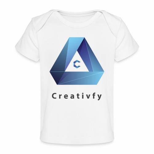 creativfy - Baby Bio-T-Shirt