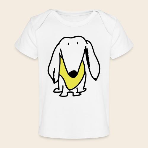 Petit mais courageux - T-shirt bio Bébé