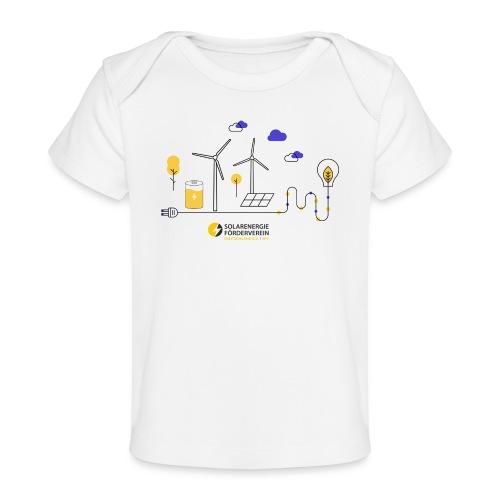 Erneuerbare Energien - Baby Bio-T-Shirt