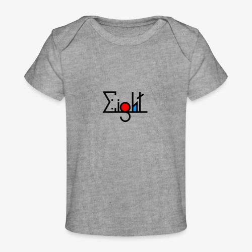 EIGHT LOGO - T-shirt bio Bébé