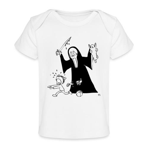 halloween t-skjorte - Økologisk baby-T-skjorte