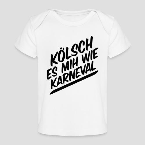 daeHoot Karneval - Baby Bio-T-Shirt