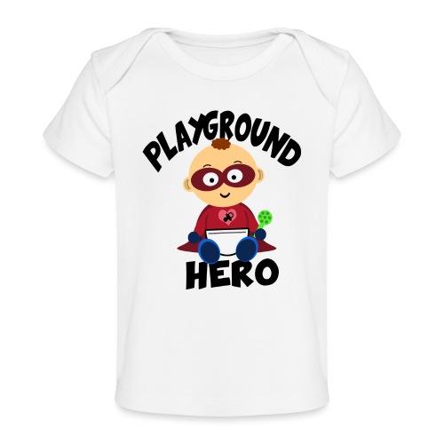 Playground Hero - Baby Bio-T-Shirt