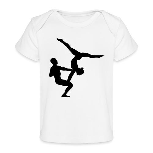 AcroYoga Counterbalance - Baby Bio-T-Shirt