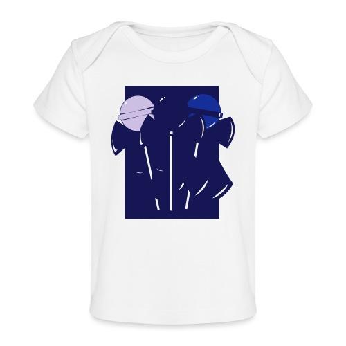 klubbor - Ekologisk T-shirt baby