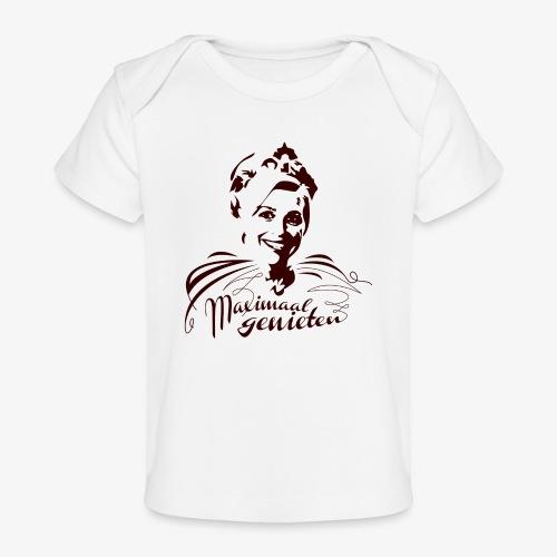 Koninging Maxima - Baby bio-T-shirt
