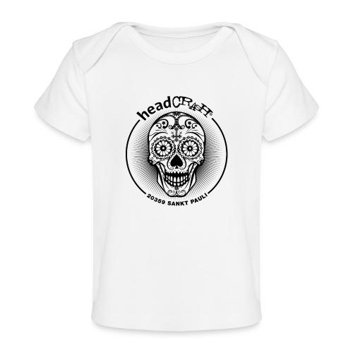 hC logoII star - Baby Bio-T-Shirt