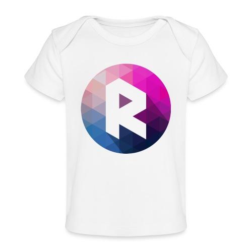 radiant logo - Organic Baby T-Shirt