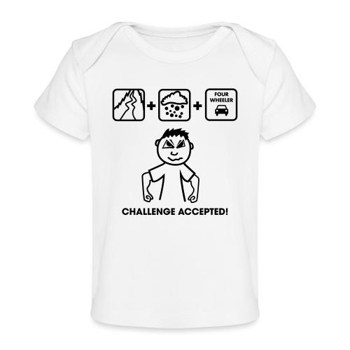 Drifter Challenge - Baby Bio-T-Shirt