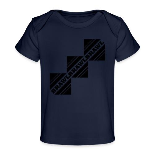 BRAWL TEST - Baby bio-T-shirt