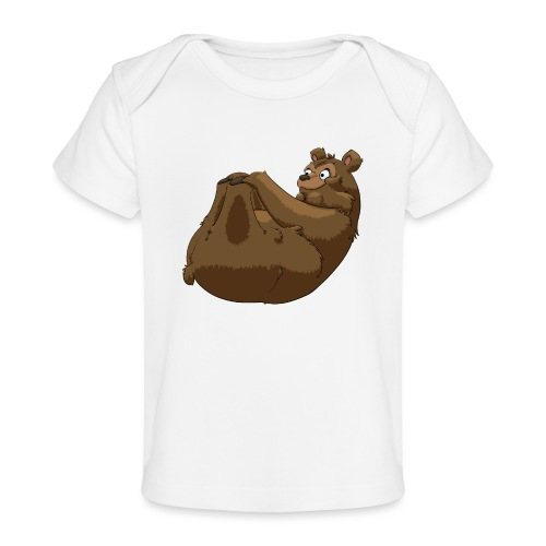 Bärenlaune - Baby Bio-T-Shirt
