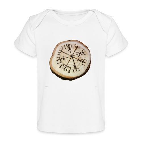 VHEH - Vegvísir - Organic Baby T-Shirt
