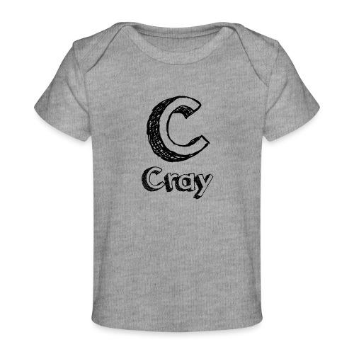 Cray Anstecker - Baby Bio-T-Shirt