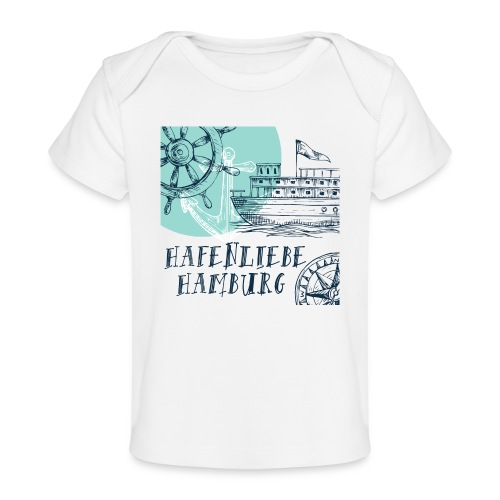 Hafenliebe - Baby Bio-T-Shirt