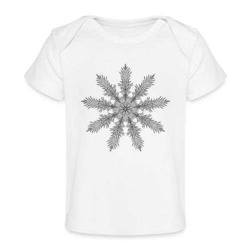 Magic Star Tribal #4 - Organic Baby T-Shirt