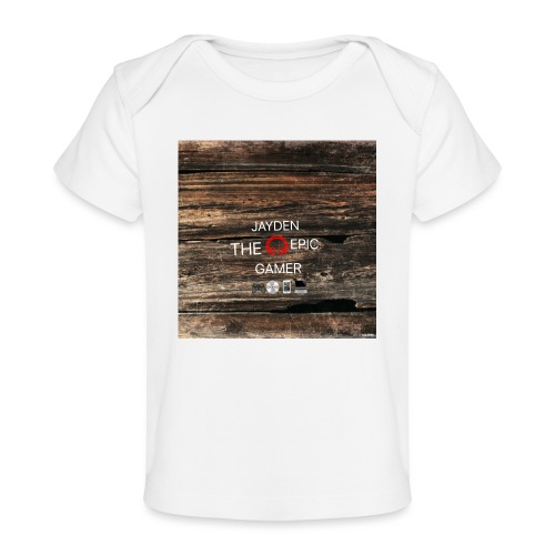 Jays cap - Organic Baby T-Shirt