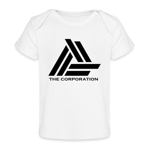 zwart metnaam keertwee png - Organic Baby T-Shirt