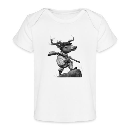 Deer Hunter - Baby Bio-T-Shirt