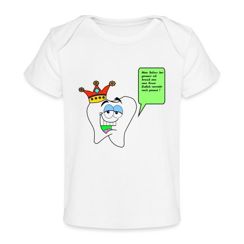 Der Doktor ruft - Baby Bio-T-Shirt