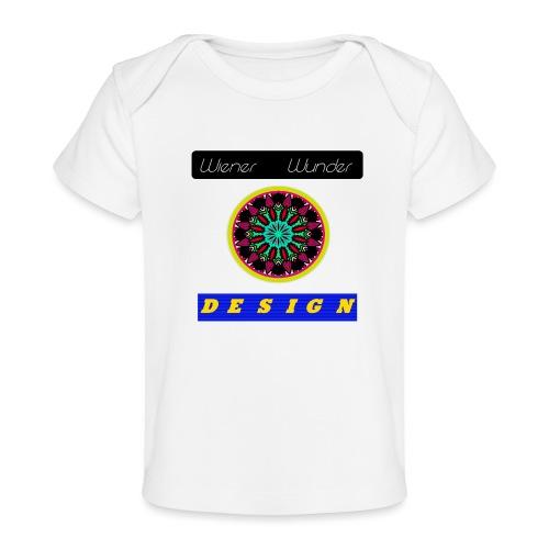 Wiener Wunder Design Logo #2 - Baby Bio-T-Shirt