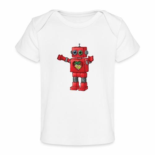 Brewski Red Robot IPA ™ - Organic Baby T-Shirt