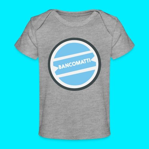Bancomatti - Maglietta ecologica per neonato
