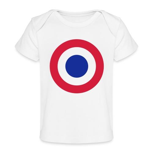 FFI Logo 2 manche - T-shirt bio Bébé