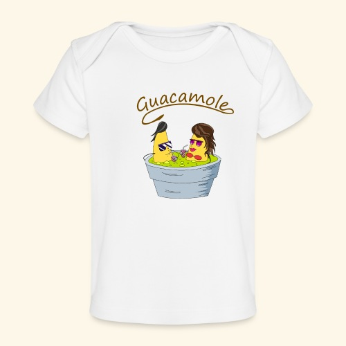 Guacamole - Camiseta orgánica para bebé